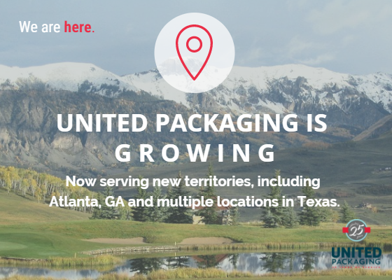 Expanding United Packaging Growing Warehouse