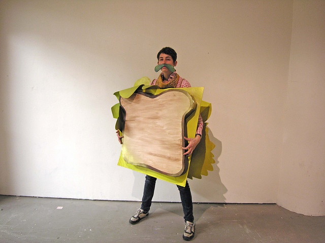 corrugated halloween packaging cardboard sandwich