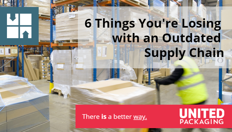6 Things You're Losing with an Outdated Supply Chain