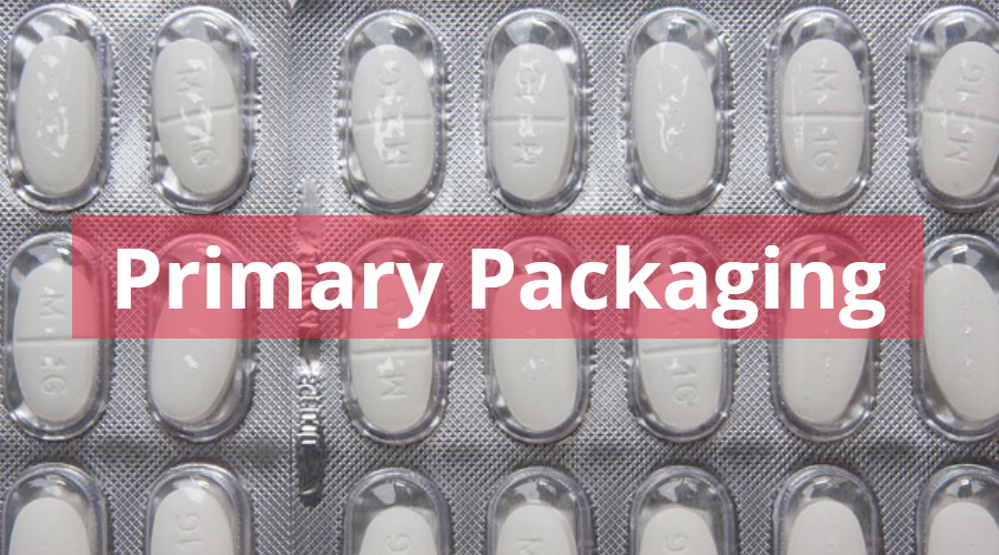Primary Packaging Blister Pack