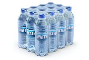 shrink wrap water bottles